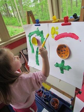 Representaciones del arte en la educación inicial