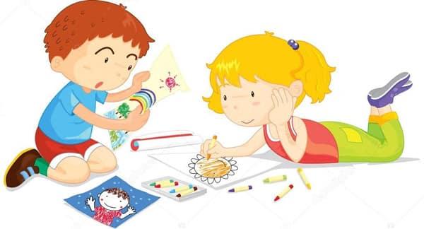 Deberes académicos de los niños