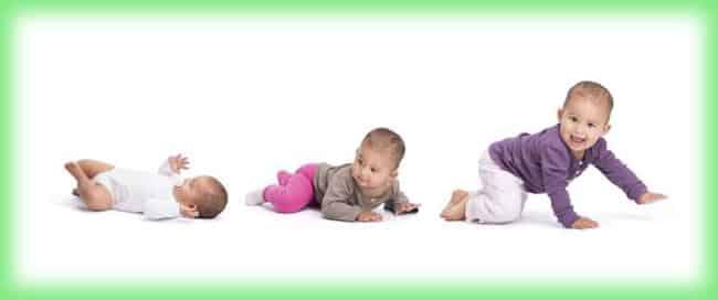 Primera infancia de 1 a 3 años