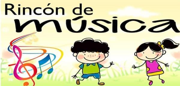 Rincón de música infantil