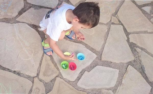 Habilidad motriz: Coordinación óculo-manual