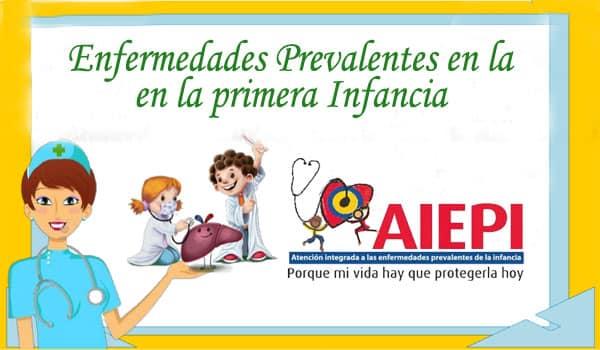 Enfermedades prevalentes en la primera infancia