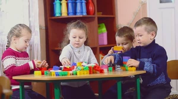 El desarrollo de los niños en la primera infancia