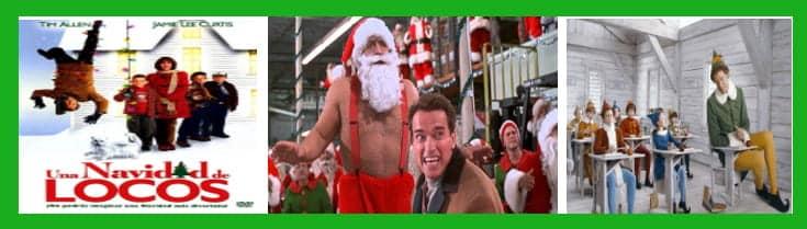 Película de navidad para la fiesta decembrina