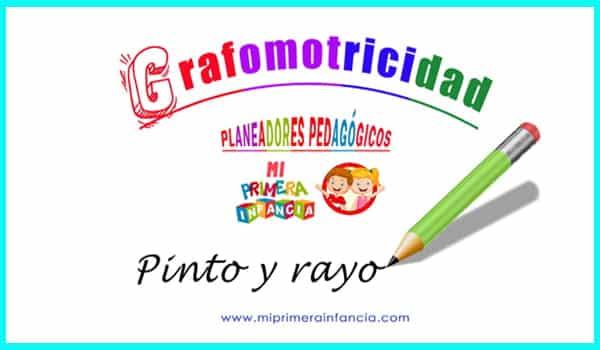 Cuadernillo de Grafomotricidad gratis