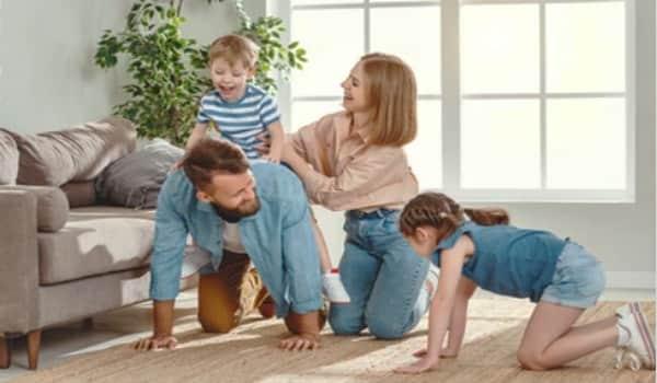 Actividades para celebrar el día del niño en casa