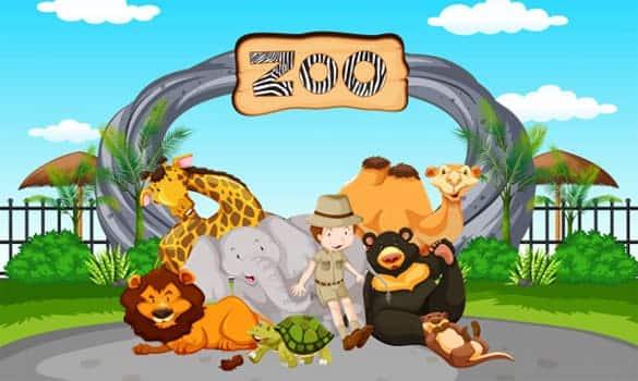 Llevar a nuestros niños al Zoológico